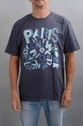 Tee-shirt manches courtes homme Stussy-Jumble-FW16/17