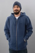 Sweat-shirt zip capuche homme Stussy-Stock Logo-FW17/18