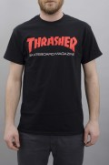 Tee-shirt manches courtes homme Thrasher-Two Tone Skate Mag-FW16/17