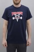 Tee-shirt manches courtes homme Thrasher-Two Tone Skategoat-FW16/17