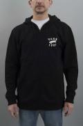 Sweat-shirt zippé homme Vans-Stitched-SPRING17