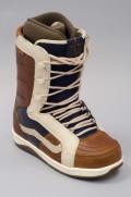 Boots de snowboard homme Vans-V-66 Lx-FW15/16
