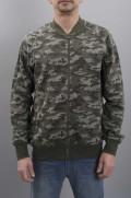 Sweat-shirt zip capuche homme Vissla-Devils Horn-SPRING17