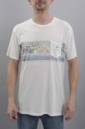 Tee-shirt manches courtes homme Vissla-Shark Alley-SPRING17