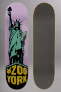 Plateau de skateboard Zoo york-Liberty Sketch 8.25-2016