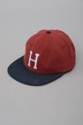 Huf-Cap Classic H 6 Panel-FW17/18