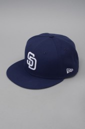 New era-San Diego Padres 59 Fifty-SPRING18