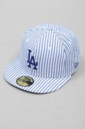 New era-Seersucker La Dodgers-SS15