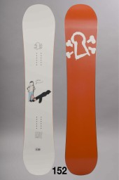 Planche de snowboard homme Stepchild-Latchkey-FW16/17