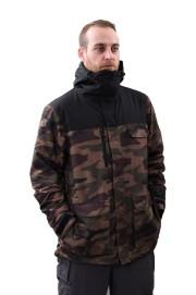 Veste ski / snowboard homme 686-Sixer Insulated-FW18/19
