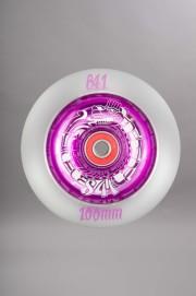 841-Roue Dragon Purple 100 Vendue Avec Roulements-INTP