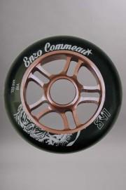 841-Roue Enzo 100 Bronze A L unite Sans Roulements-INTP