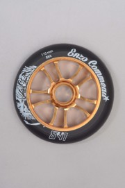 841-Roue Enzo 110 Gold 110mm/88a-INTP