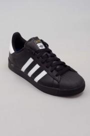 Chaussures de skate Adidas skateboarding-Adidas Superstar Vulc Adv-FW15/16