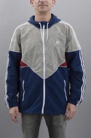 Sweat-shirt zippé homme Adidas skateboarding-Colorado Nautical-SPRING17