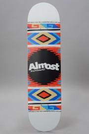 Plateau de skateboard Almost-Aztec Blanket Hyb-2017
