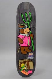 Plateau de skateboard Almost-Cooper Yogi Bear  Picnic R7-2017