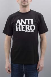 Tee-shirt manches courtes homme Antihero-Blackhero-SPRING17