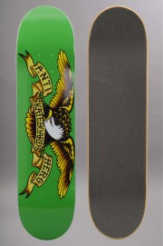 Plateau de skateboard Antihero-Classic Eagle Green-2016