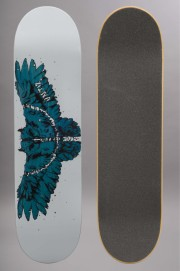 Plateau de skateboard Antiz-Fixed Owl White 2.0-2016
