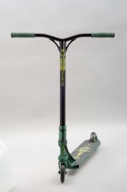 Trottinette complète Ao scooters-Delta 3 Green-2016