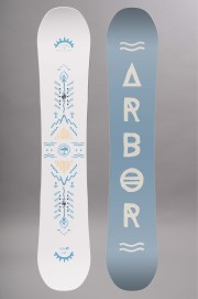 Planche de snowboard femme Arbor-Poparazzi-FW16/17