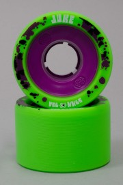 Atom-Juke Green/purple 59mm-95a Vendues Par 4-2016
