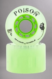 Atom-Poison Slim 59mm-84a Vendues Par 4-INTP