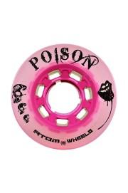Atom-Poison Slim 62mm-84a Pink-INTP