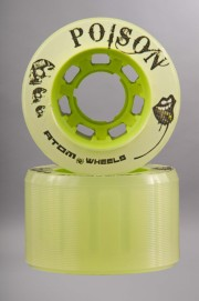 Atom-Poison Slim 62mm-84a Vendues Par 4-INTP