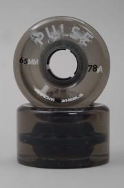Atom-Pulse Clear Black 65mm-78a-2017