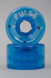 Atom-Pulse Clear Blue 65mm-78a-2017