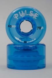 Atom-Pulse Clear Blue 65mm-78a-2017