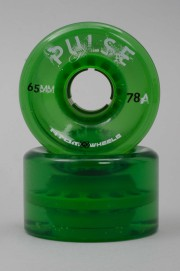 Atom-Pulse Clear Green 65mm-78a-2017