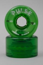 Atom-Pulse Clear Green 65mm-78a-2017