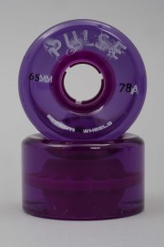 Atom-Pulse Clear Purple 65mm-78a-2017