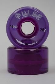Atom-Pulse Clear Purple 65mm-78a-2017