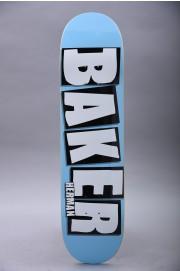 Plateau de skateboard Baker-Brand Name Bh Baby Blue B2 8.0-2018