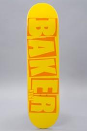 Plateau de skateboard Baker-Brand Name Dn Ylw Org-2017
