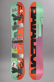 Planche de snowboard homme Bataleon-Funkink Split-FW15/16