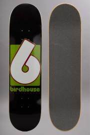 Plateau de skateboard Birdhouse-B Logo Team Black-2016