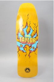 Plateau de skateboard Black label-Auby Taylor Breakout Shape 9.5 X 31-2018