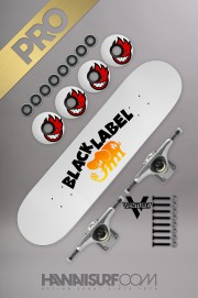 Black label-Pack Pro Blacklabel