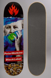 Plateau de skateboard Black label-Watkins Faded Beauty-INTP