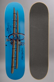 Plateau de skateboard Blaze supply-Blaze Fly Bike Blue-INTP