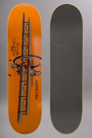Plateau de skateboard Blaze supply-Blaze Fly Bike Orange-INTP