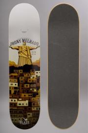 Plateau de skateboard Blaze supply-Blaze Jhony Melhado Favelas-INTP