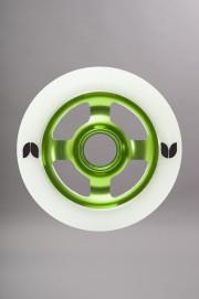 Blazer pro-Blazer Roue Spoke White/green 100 Mm/88a Vendu A L unite-INTP