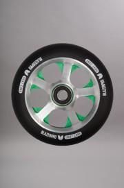 Blazer pro-Blazer Roue Xt Black/green/sil Vendue Avec Roulements Abec 9-INTP