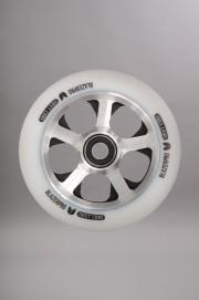 Blazer pro-Blazer Roue Xt White/black/sil Vendue Avec Roulements Abec 9-INTP